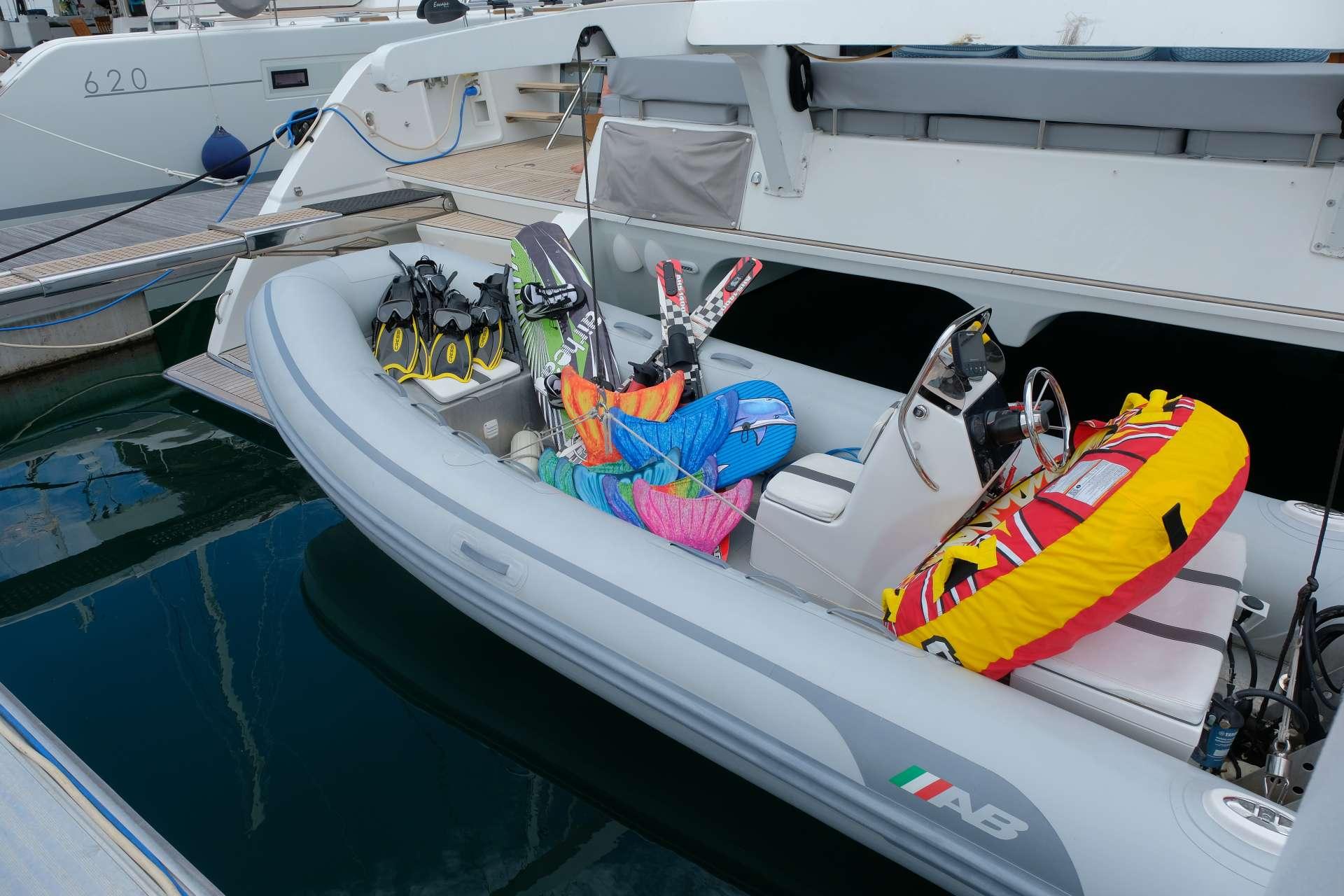 Foxy Lady Yacht Charter Catamaran Ritzy Charters