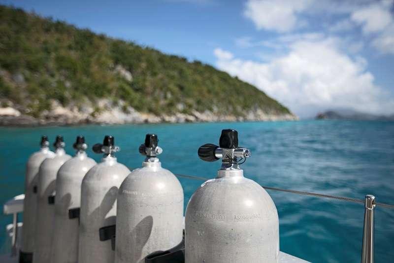 Diving onboard
