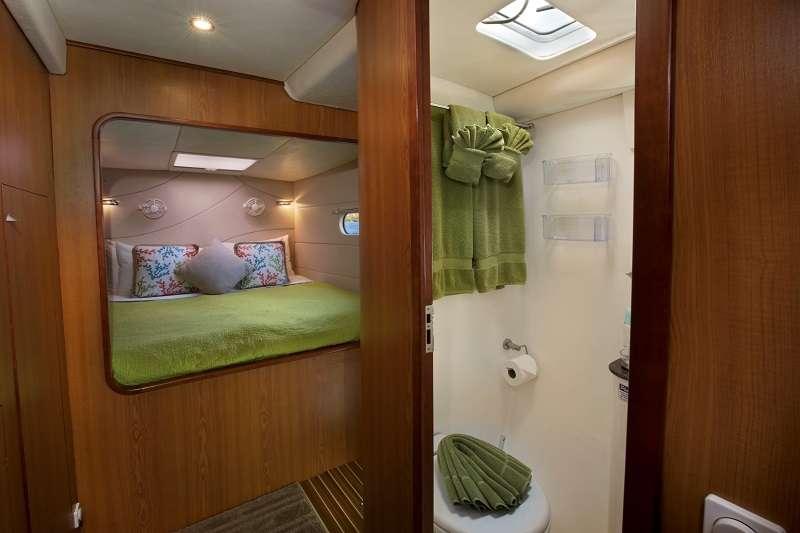 Ensuite Guest Cabin 1