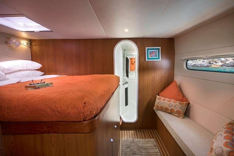 Ensuite Guest cabin 3