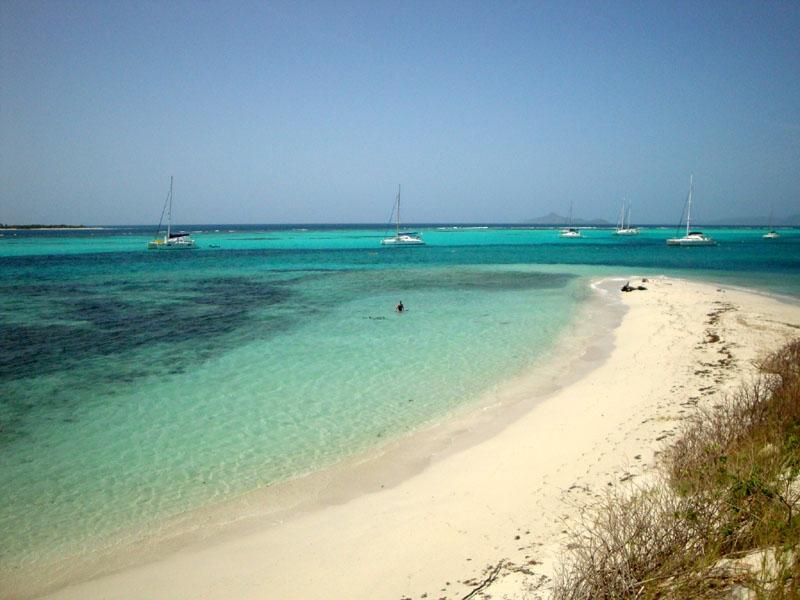 Amazing peaceful beaches