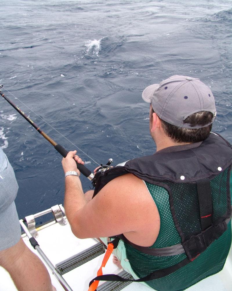 Fishing fun