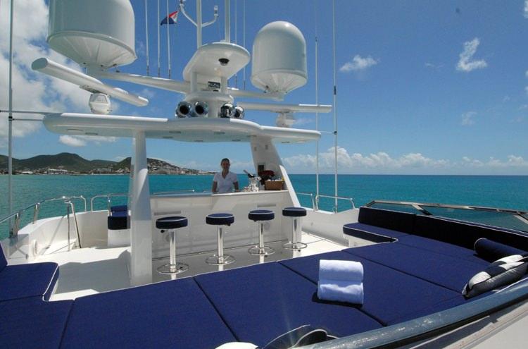 motor yacht DONA LOLA