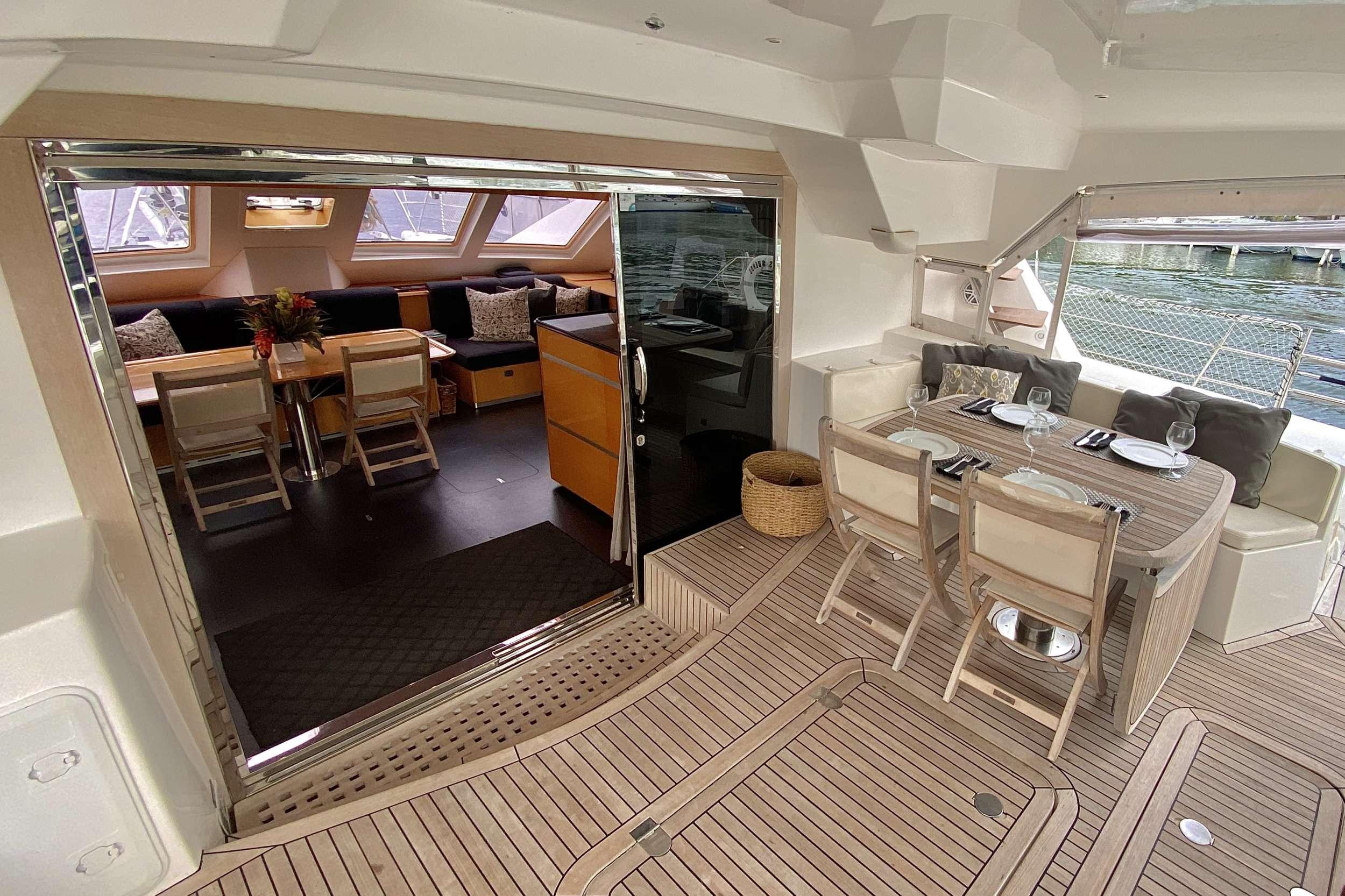 TRES SUENOS yacht image # 11