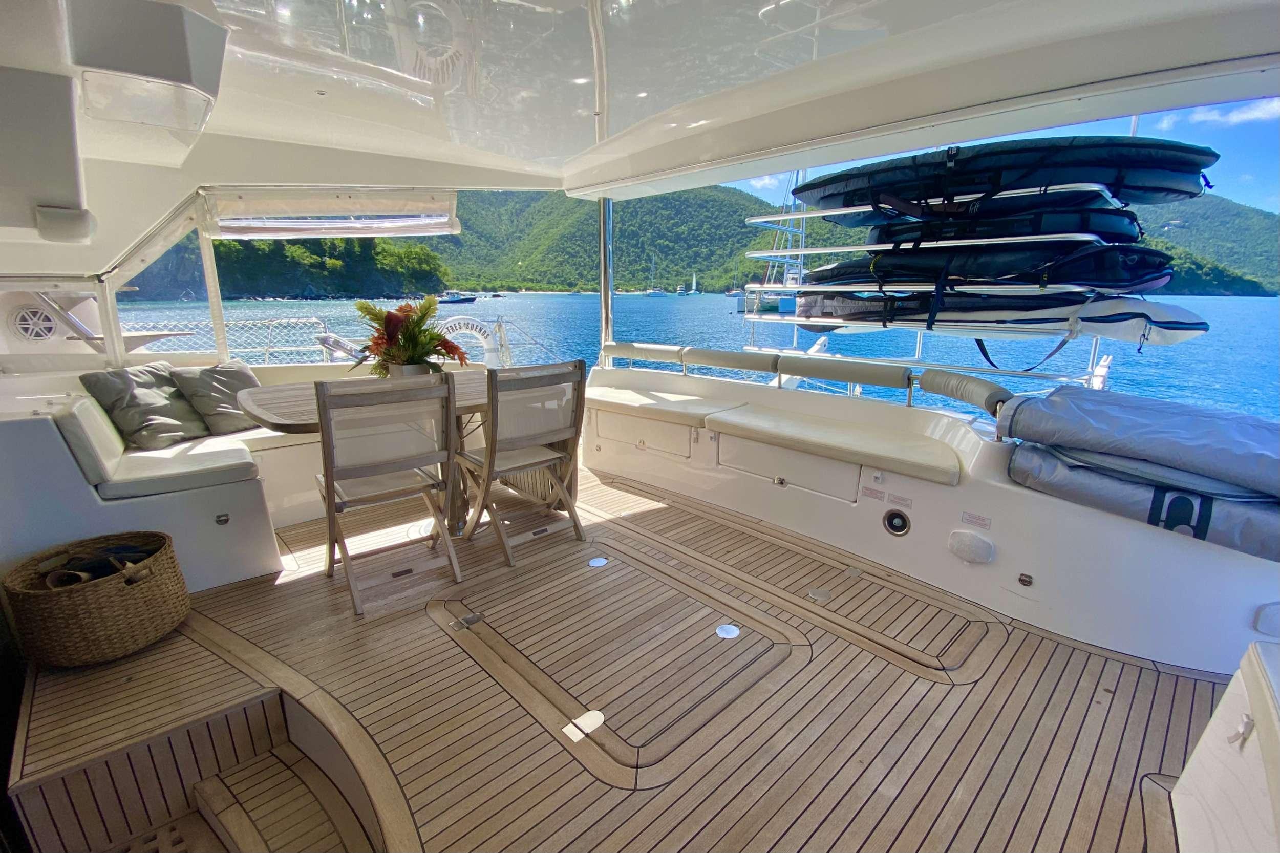TRES SUENOS yacht image # 12