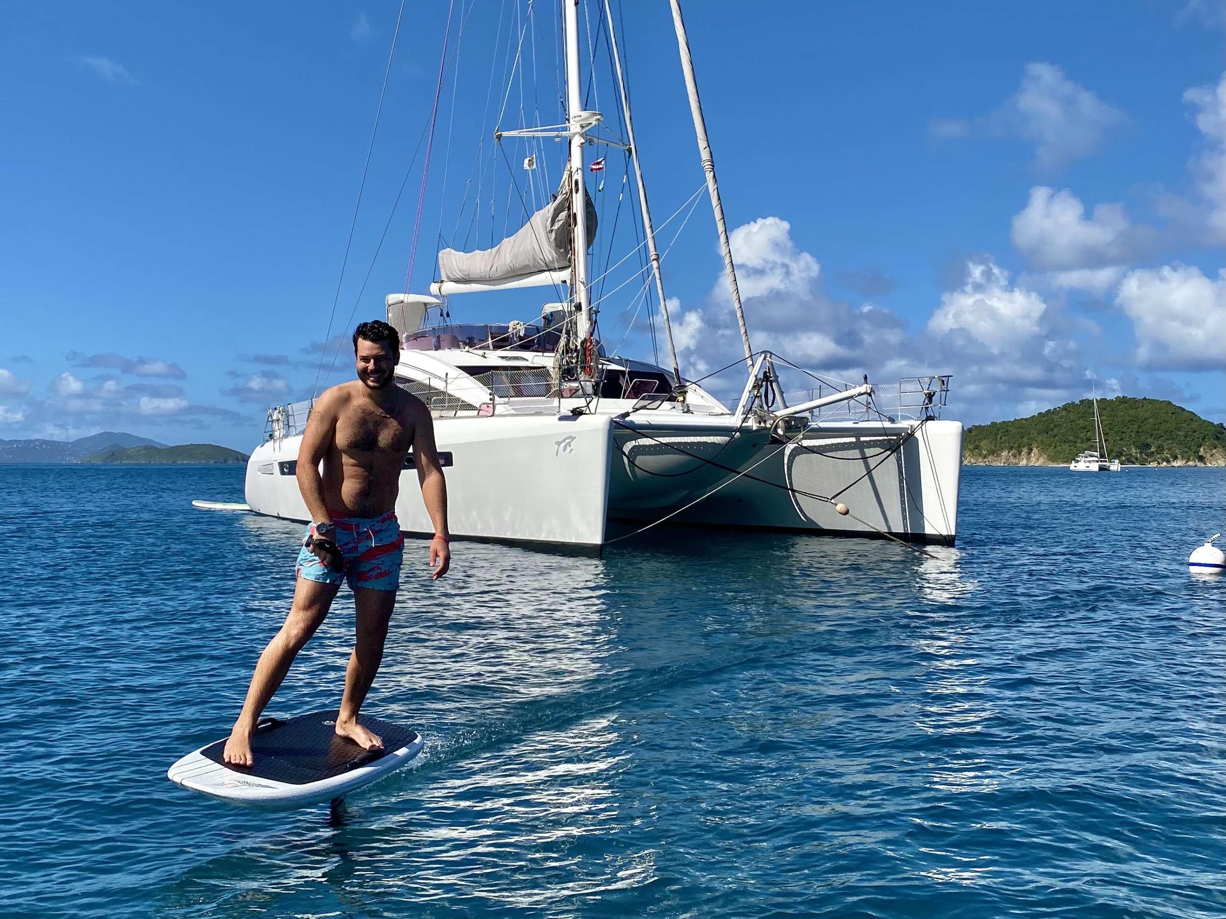TRES SUENOS yacht image # 15