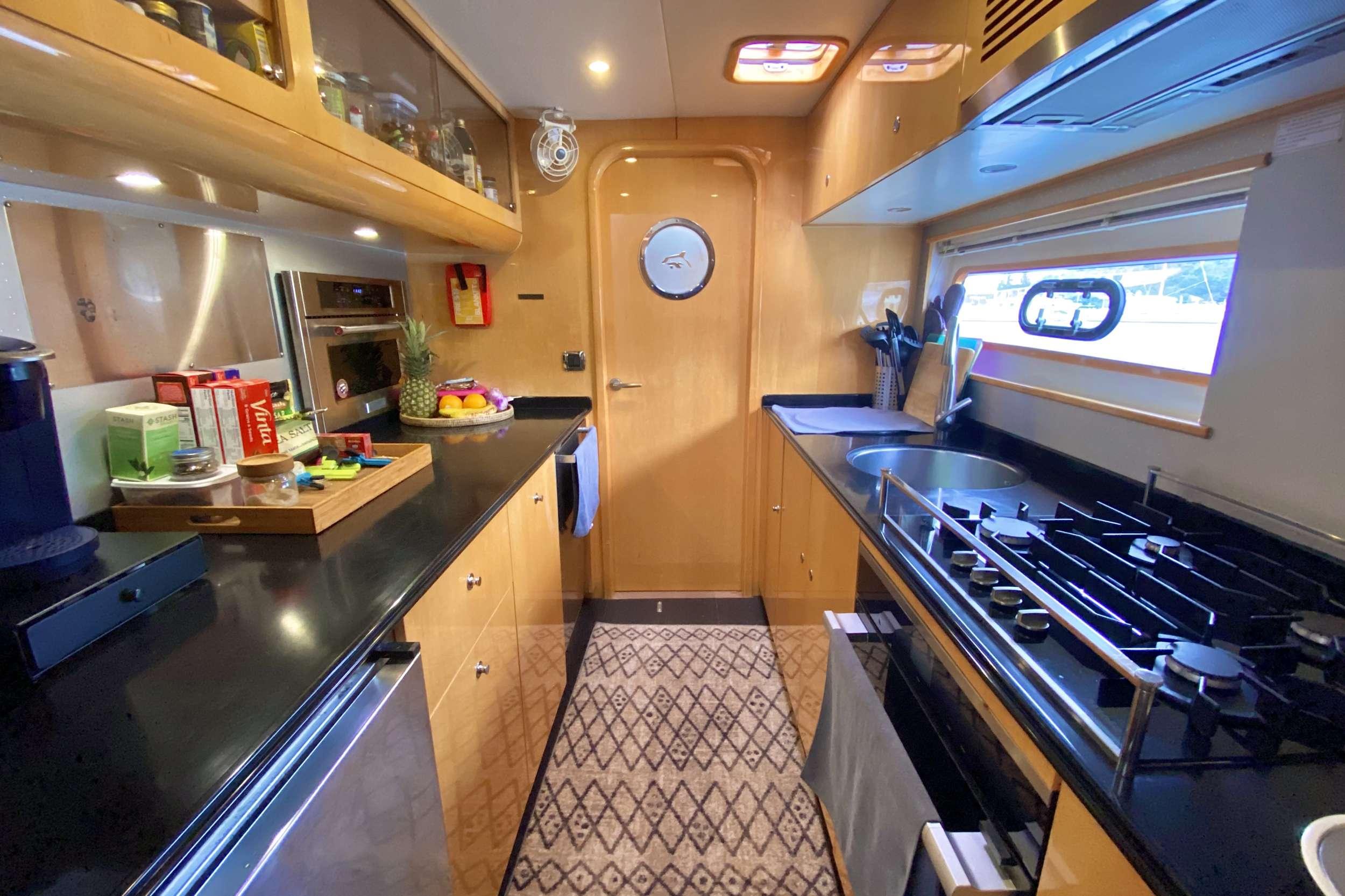 TRES SUENOS yacht image # 2
