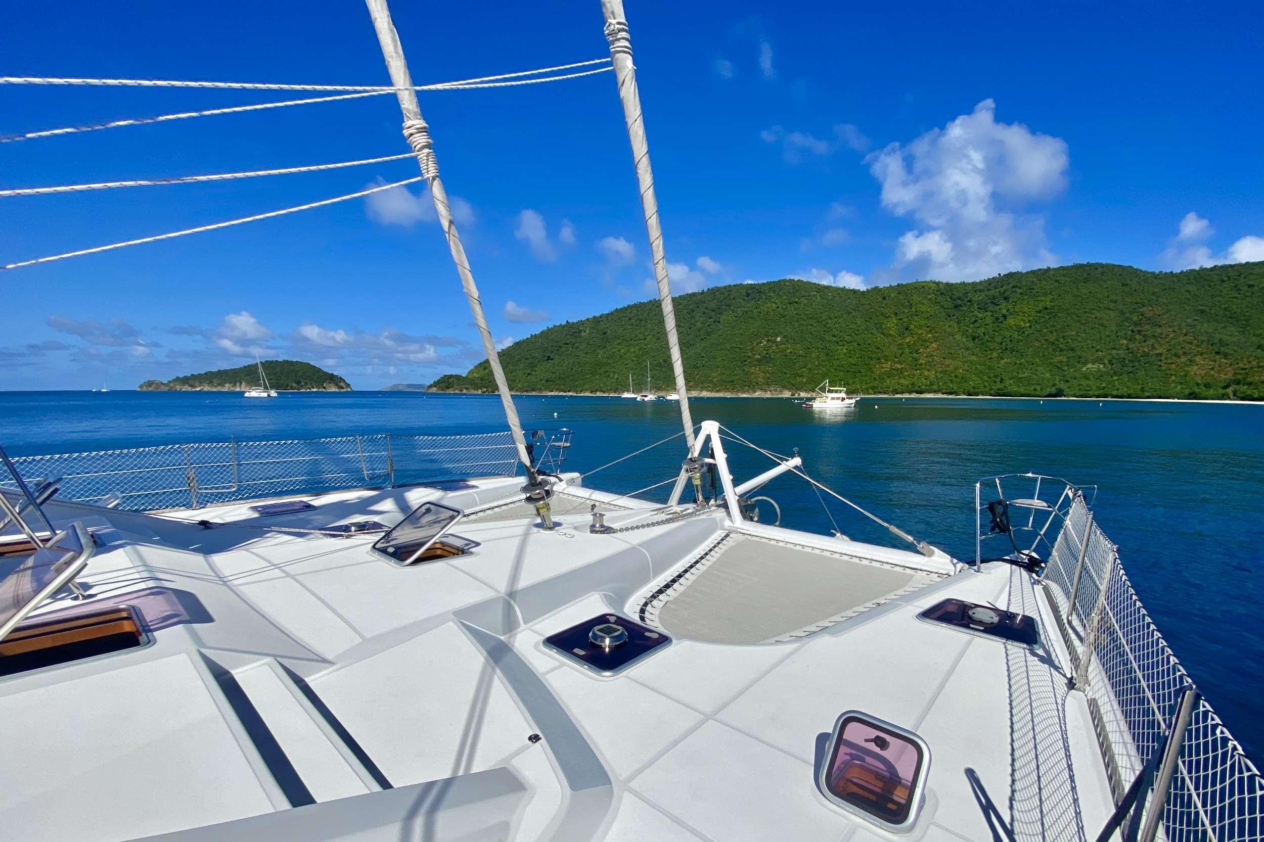 TRES SUENOS yacht image # 4