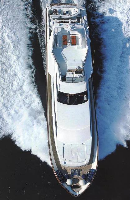 motor yacht ABSOLUTE KING