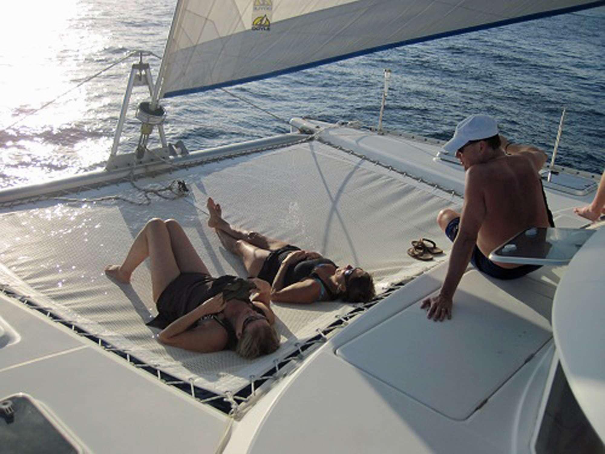 GUIDING LIGHT yacht image # 9