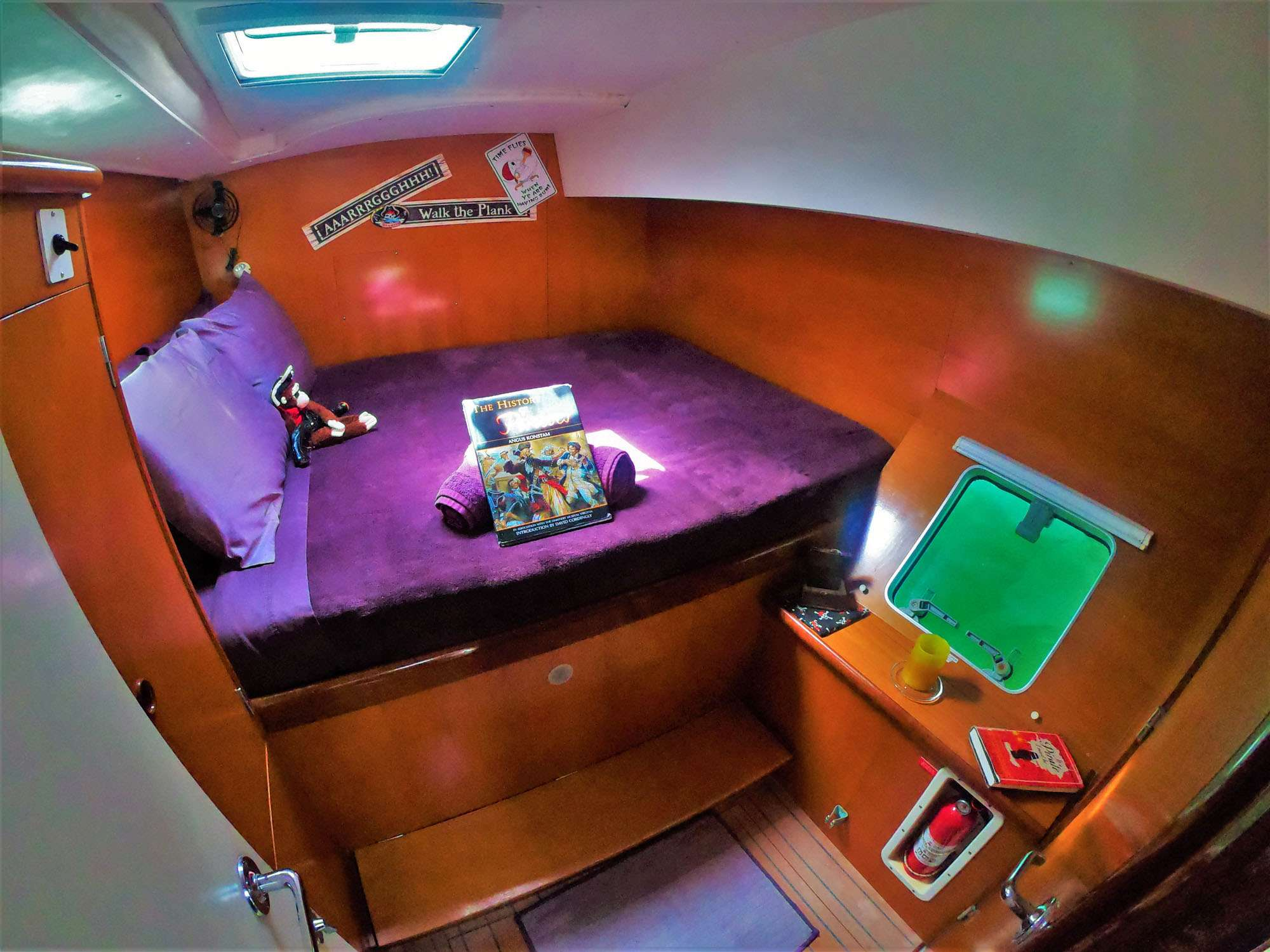 Pirate Room - Starboard Side Aft