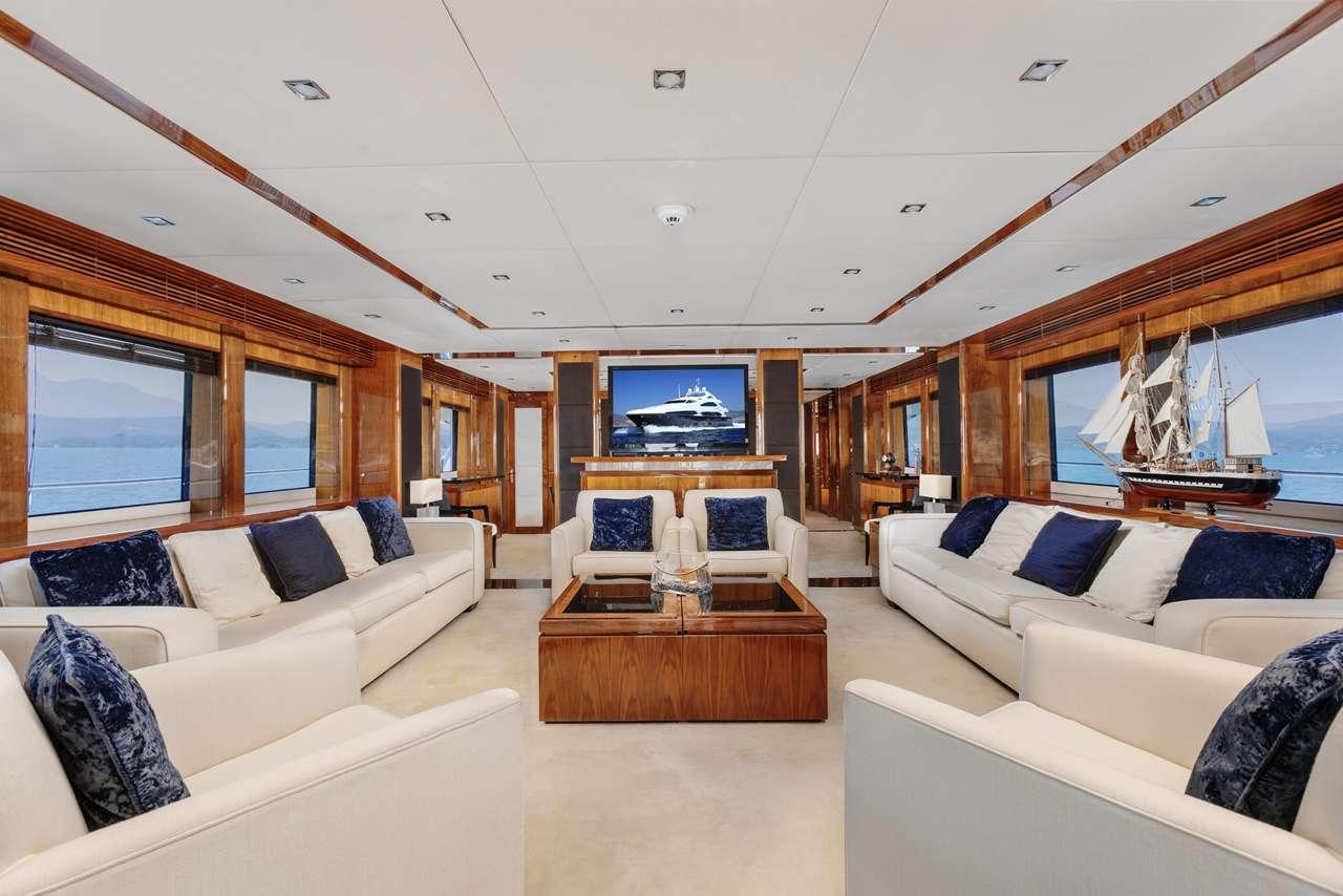 motor yacht BARACUDA