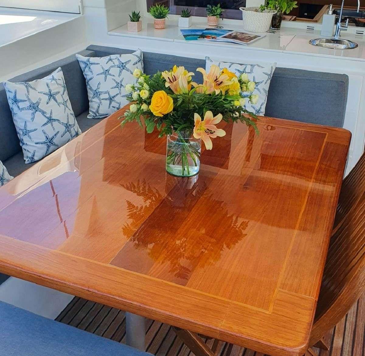 Catamaran Charter Gypsy Princess