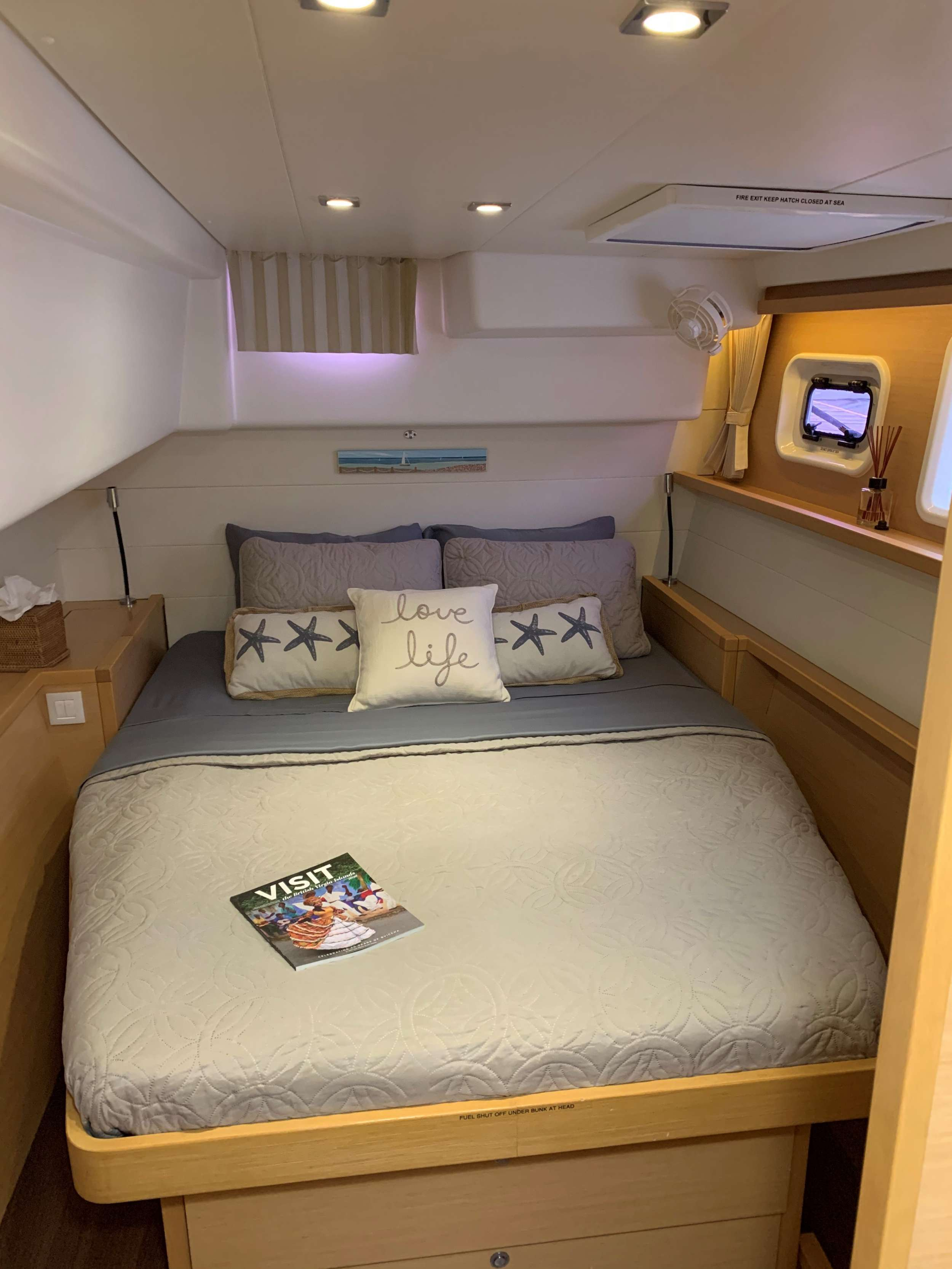 Guest cabin #1