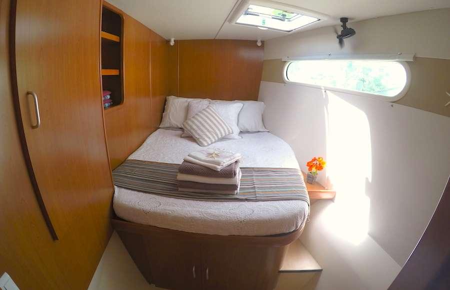 A forward queen  guest suite