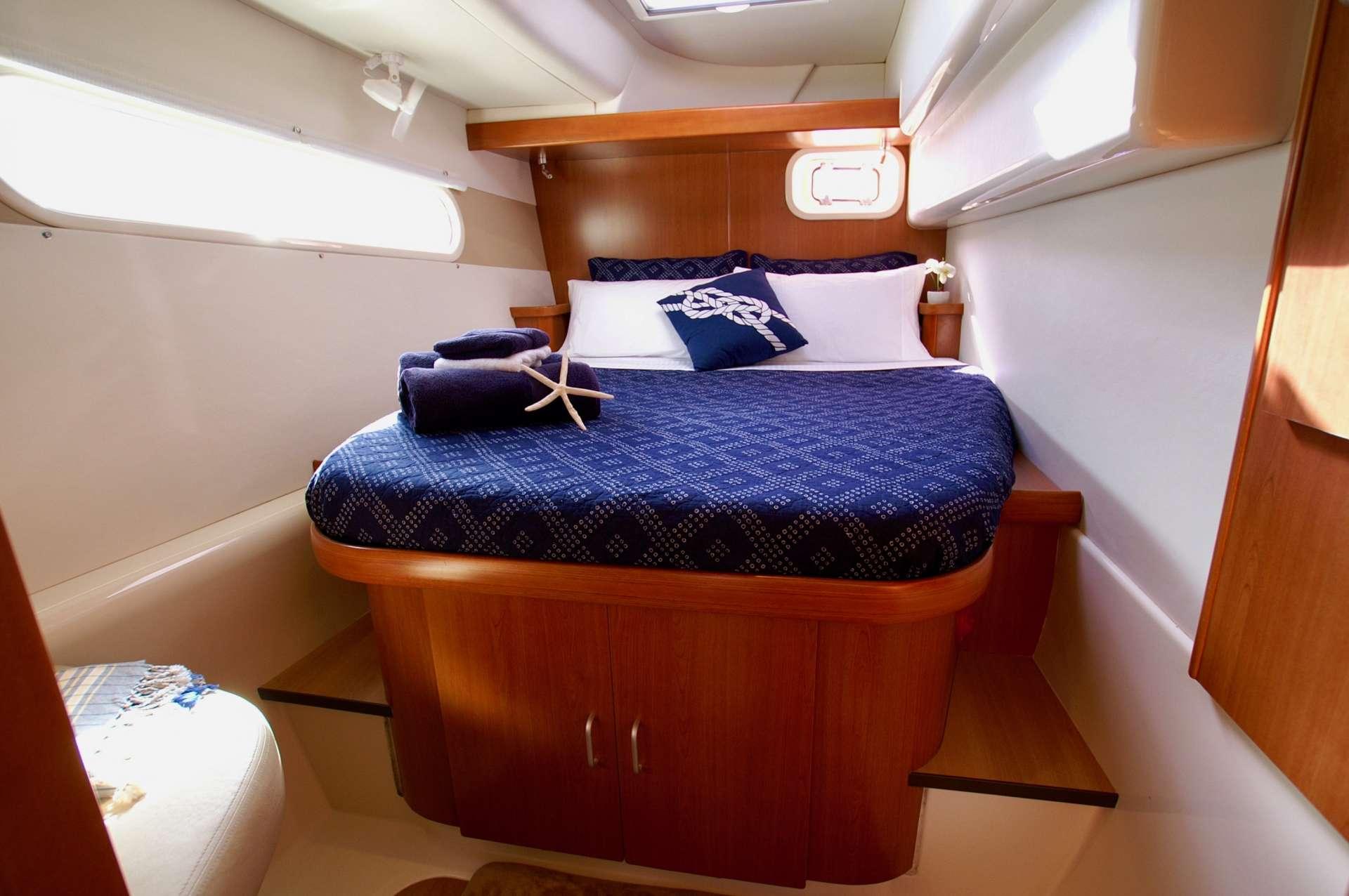 Aft  guest suites