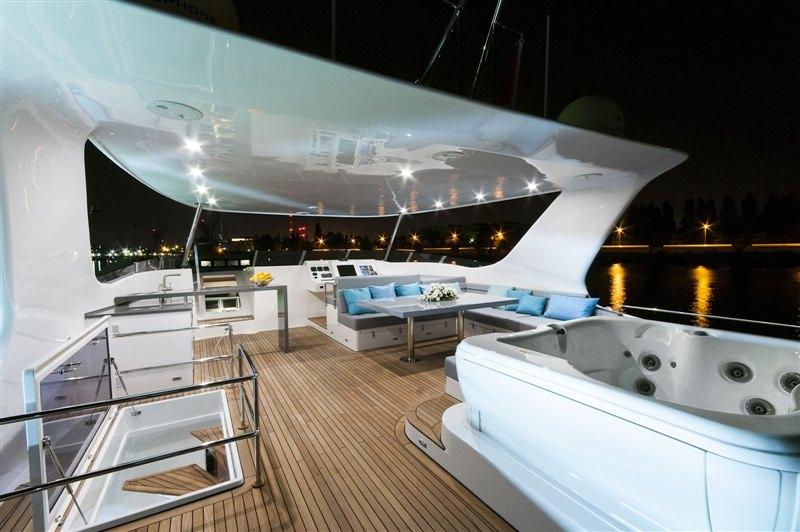 Sailing Yacht Skylark