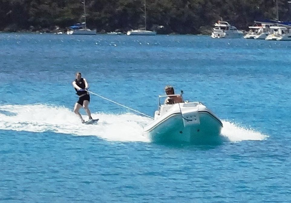 Waterskiing and Kneeboarding