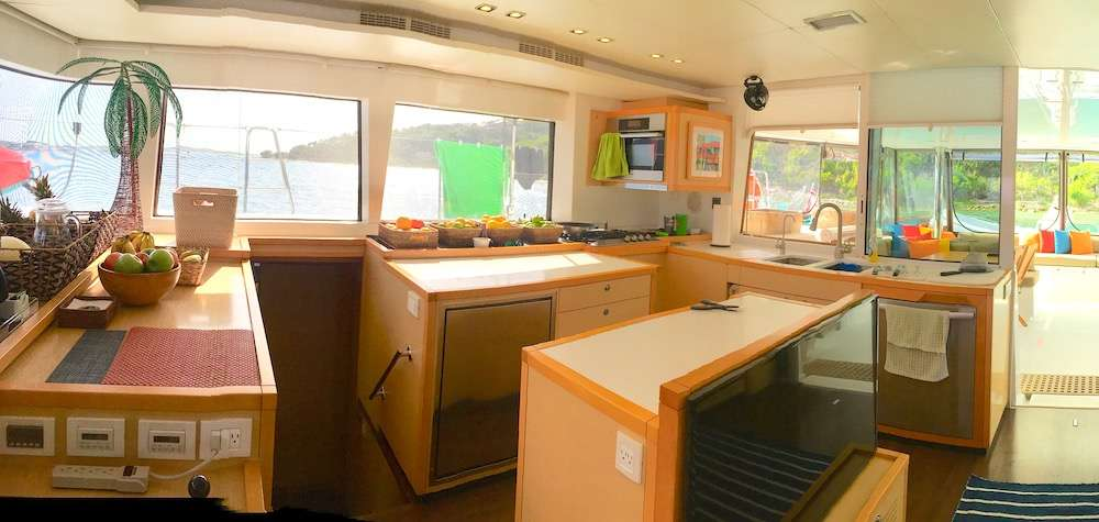 The 360� view saloon