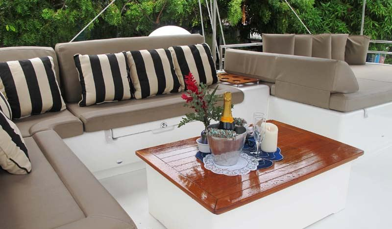 Sailing Yacht Copper Penny