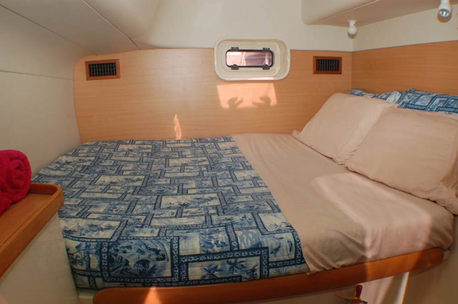 Very comfortable guest cabin 1