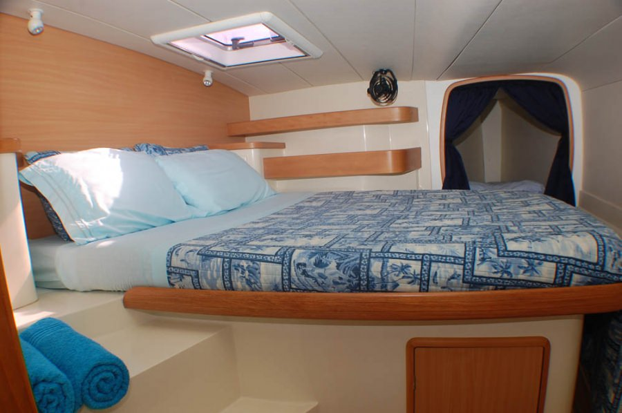 Very comfortable guest cabin 2