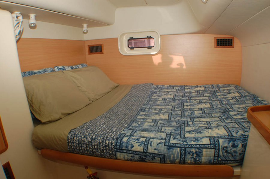 Very comfortable guest cabin 3