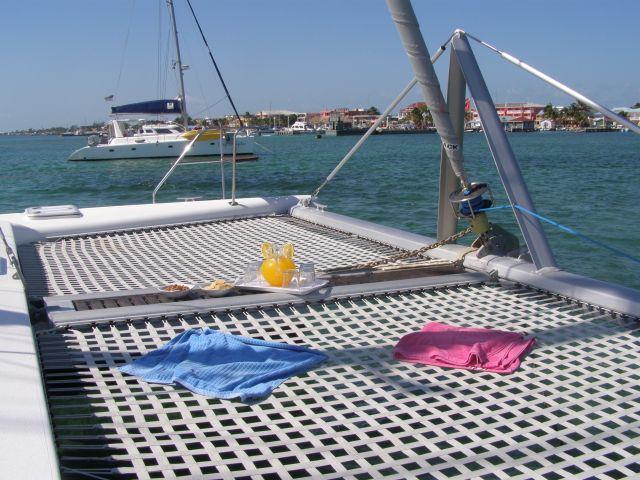 Catamaran Charter Infinity