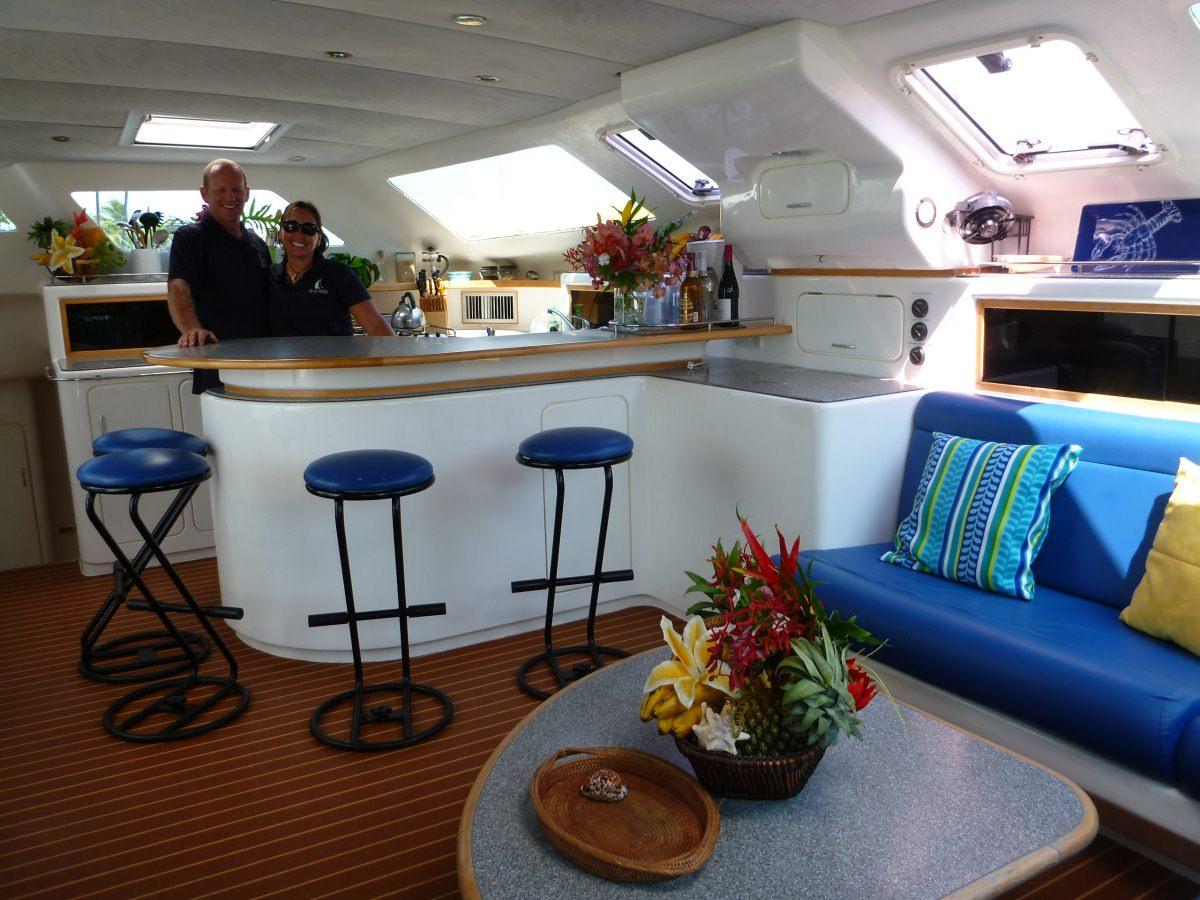 Sailing Yacht Impromptu