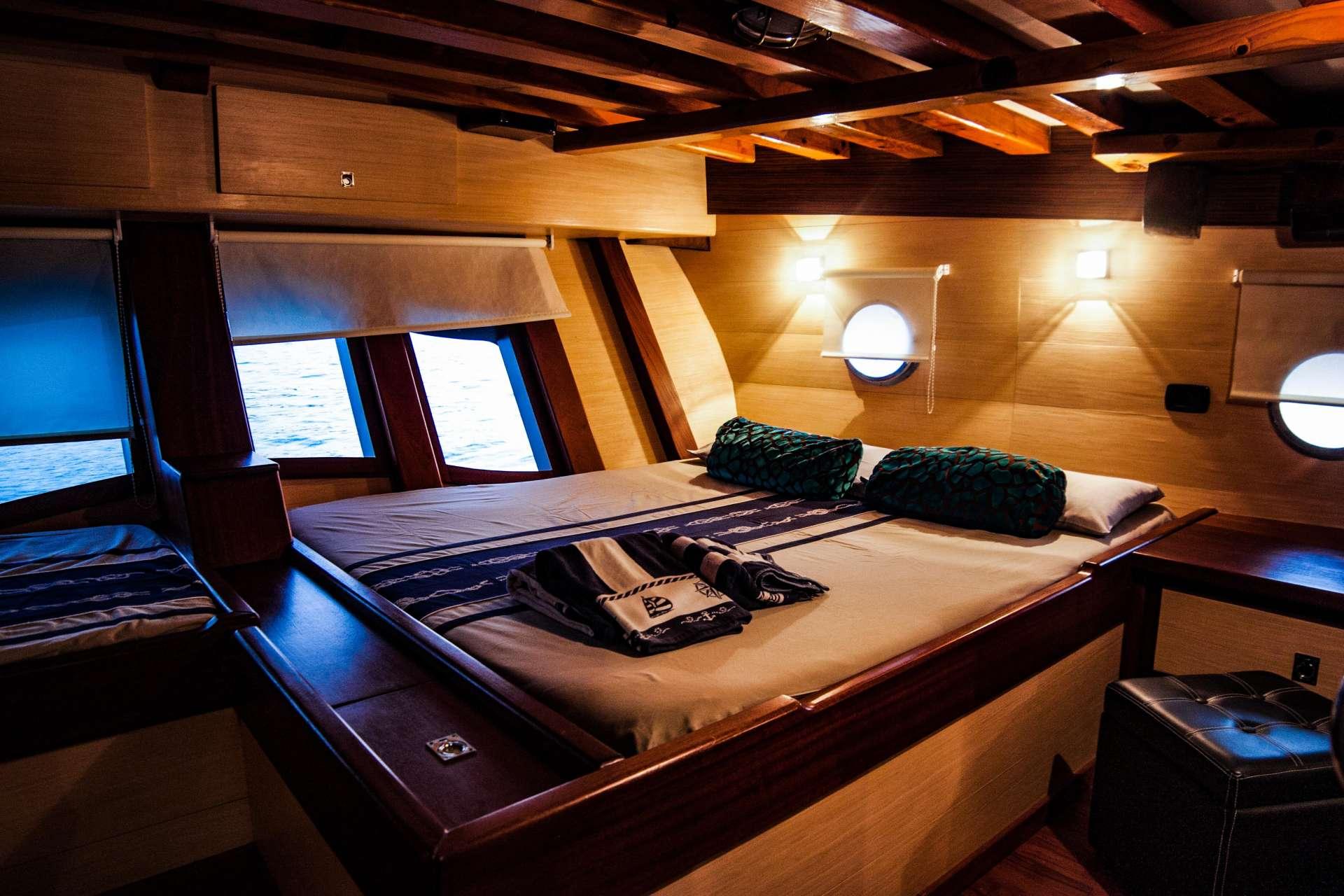 Master Triple cabin