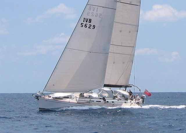 Great Sailing with Amerigo