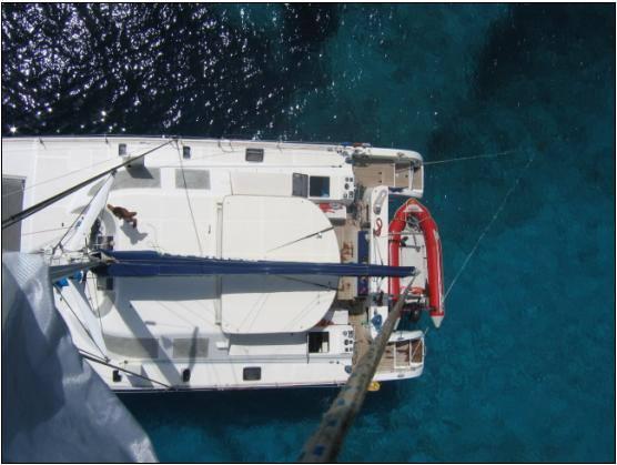 Catamaran Charter Diabolika