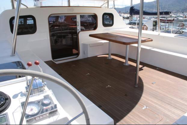 Catamaran Diabolika