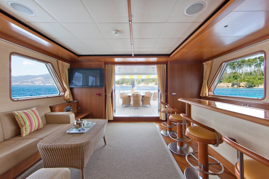 Sky Lounge and Sun Deck