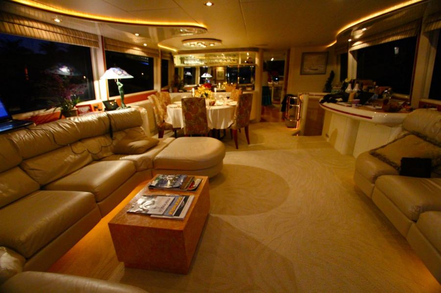 motor yacht COMPANIONSHIP