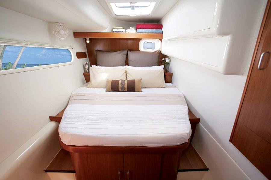 Guest Cabin Starboard