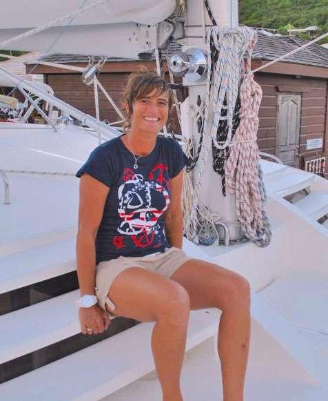 Alexandra Seurt Chef/Stewardess