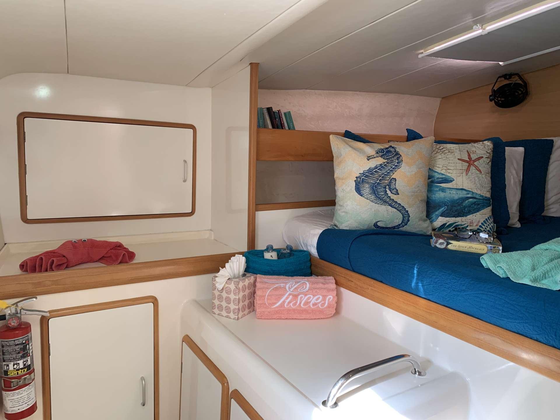 Queen Cabin #2
