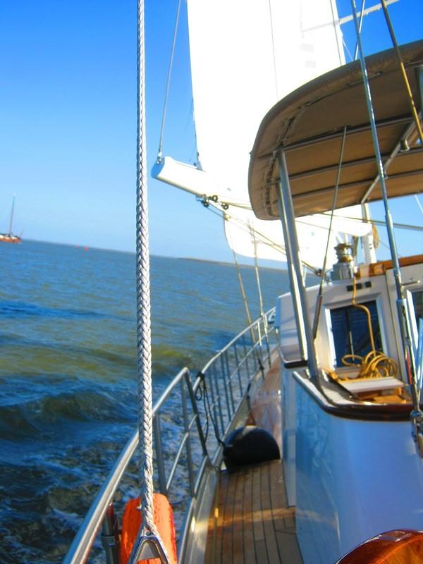 Sailing Curacao