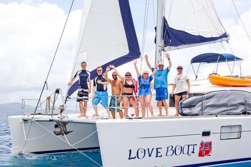 Love Boat Loves big groups!