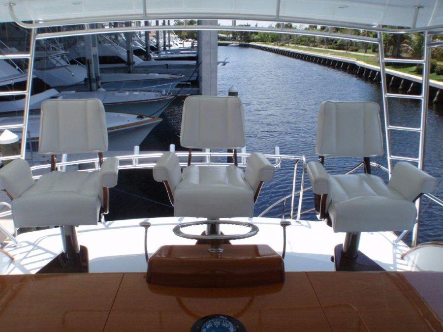 motor yacht SPECULATOR