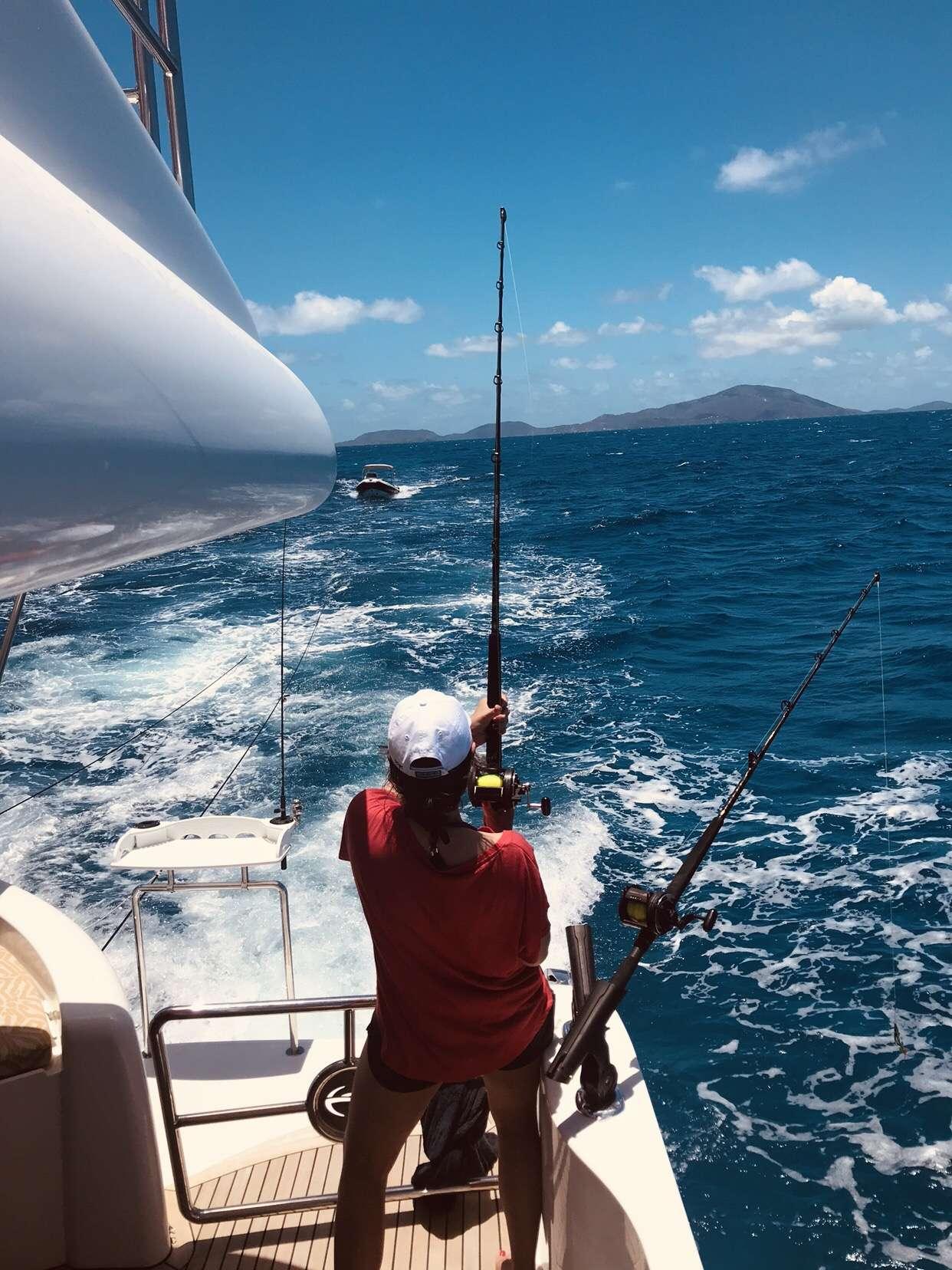 A spot of Fishing!