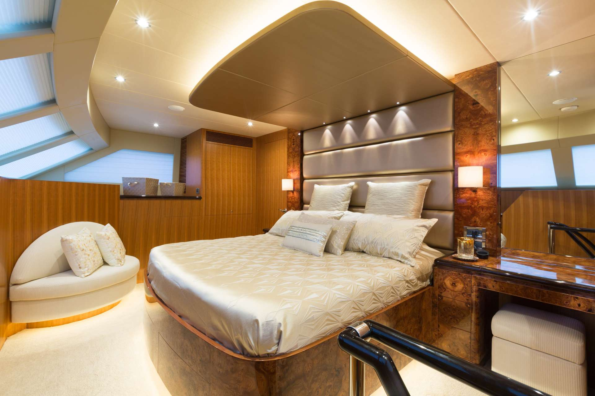 Master Stateroom with Ensuite