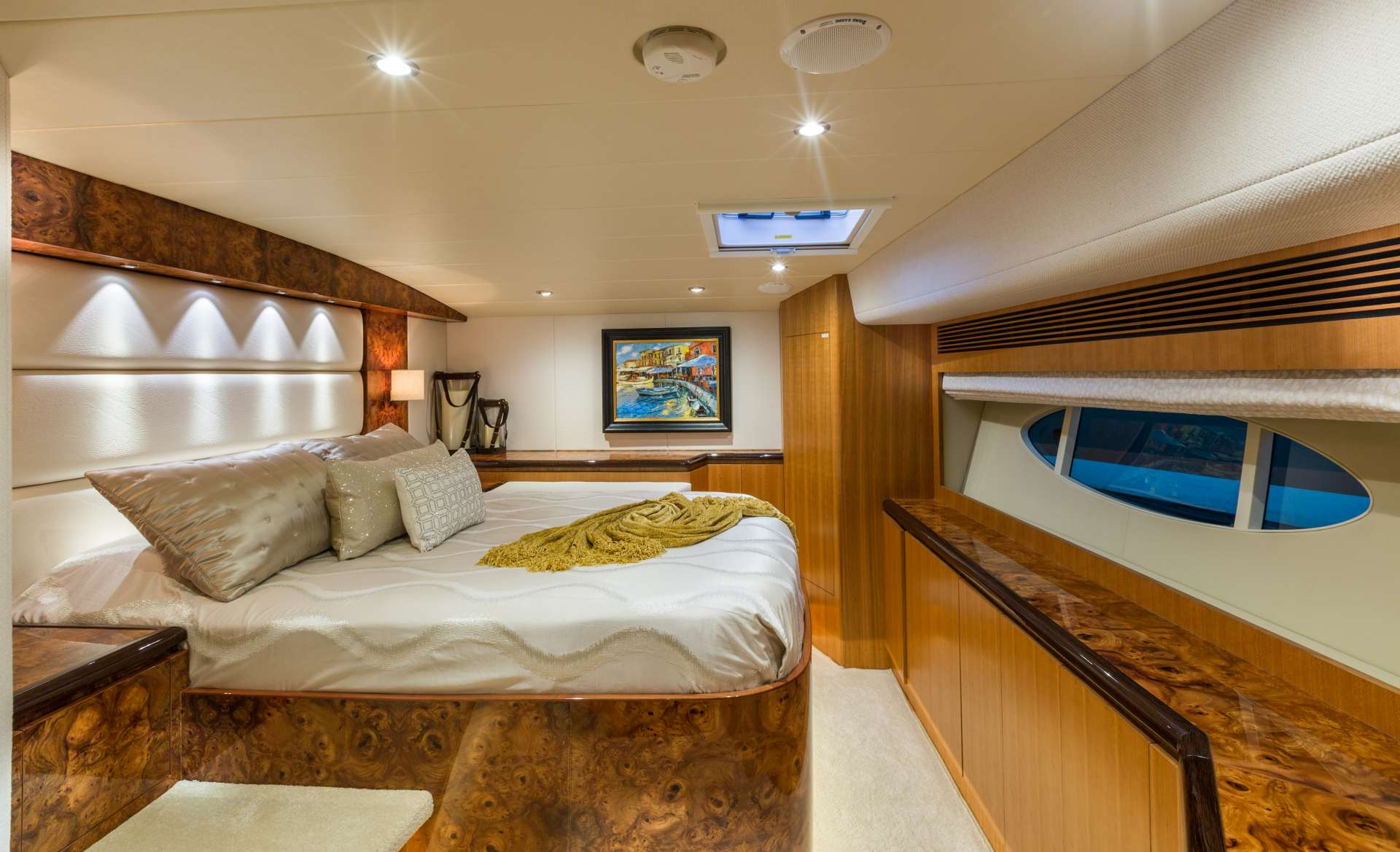 VIP Stateroom with Ensuite