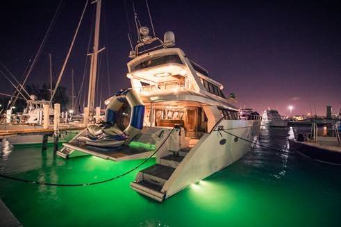 Catamaran Charter Atlantis Ii
