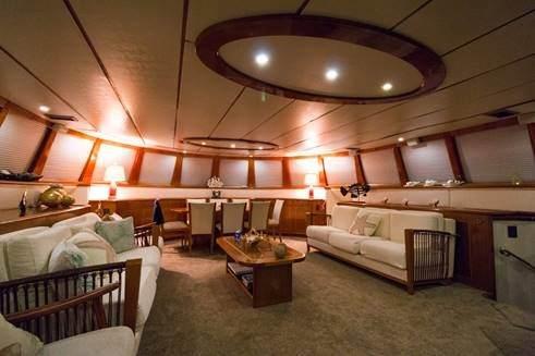 motor yacht ATLANTIS II