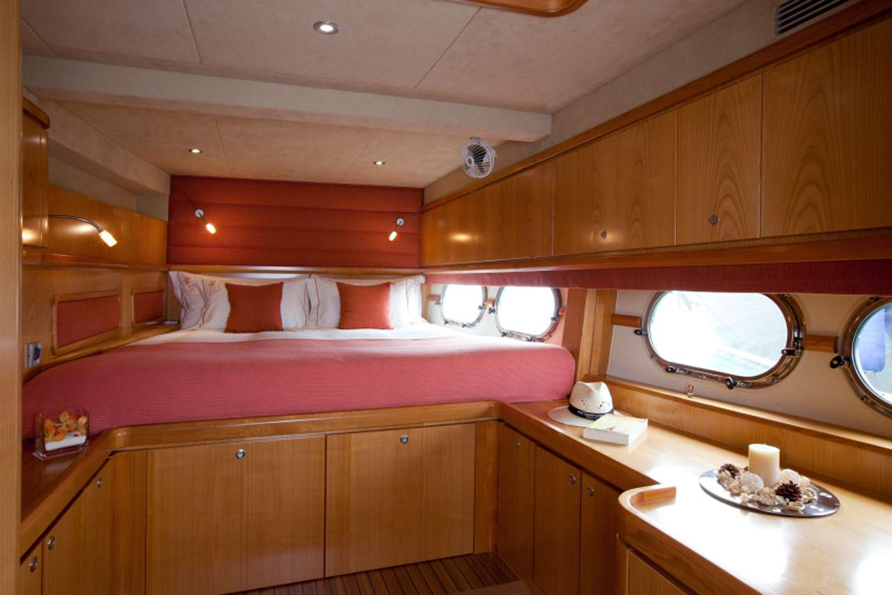 Orion 90 Yacht Vacation