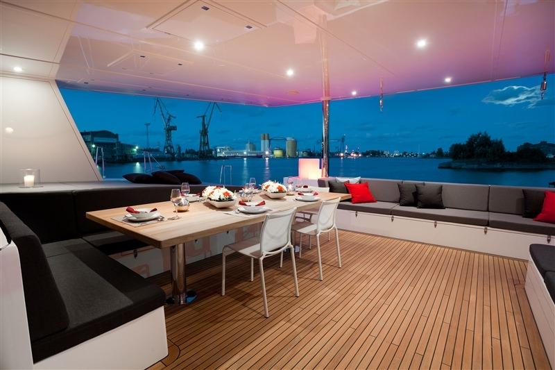 Catamaran Charter Levante