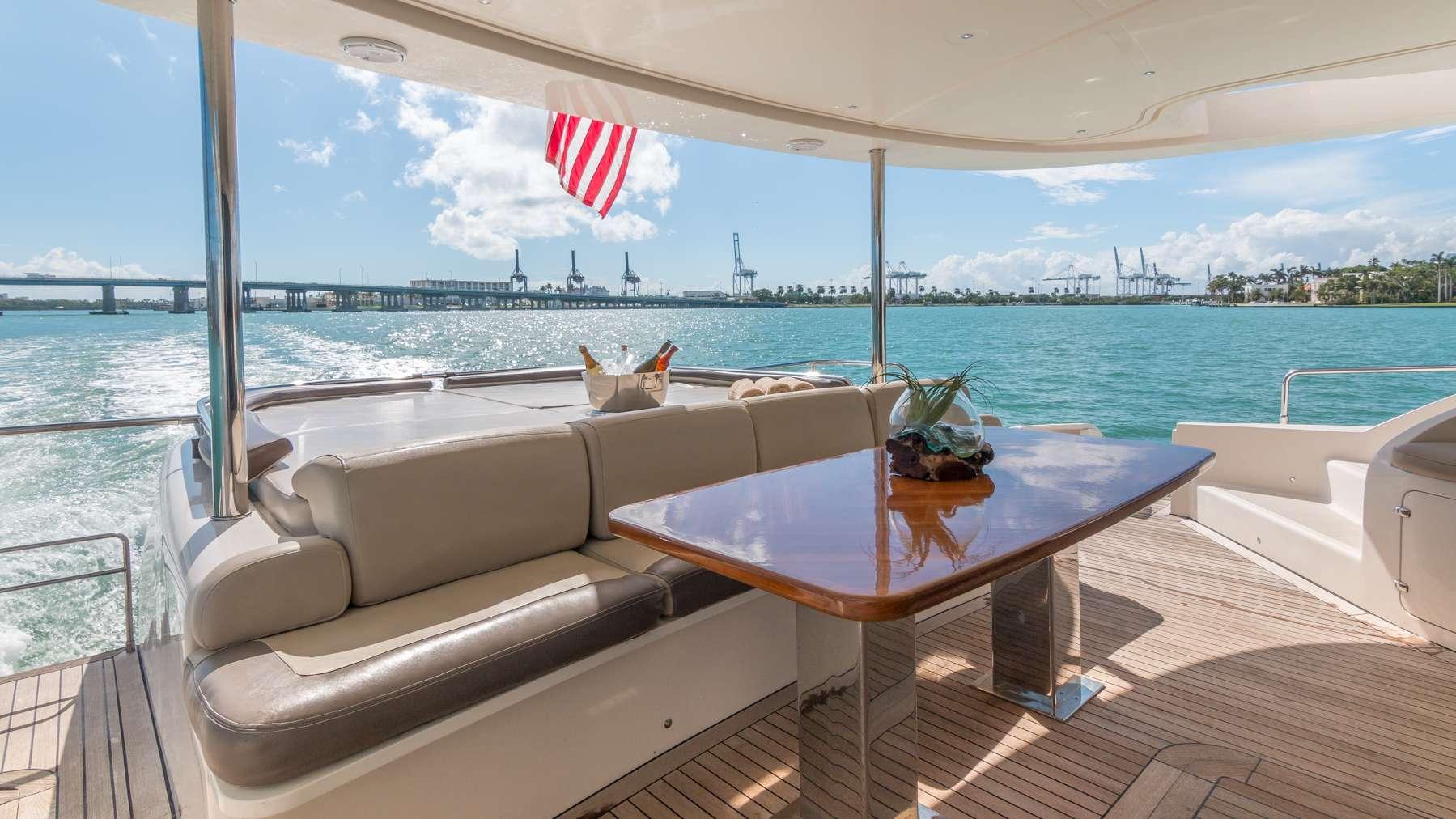 Catamaran Charter Legend & Soul