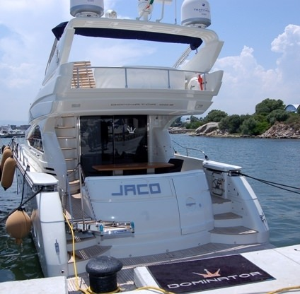 JACO Aft view